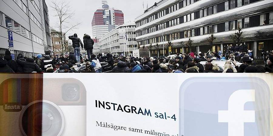Instagram datum stor rumpa i Göteborg