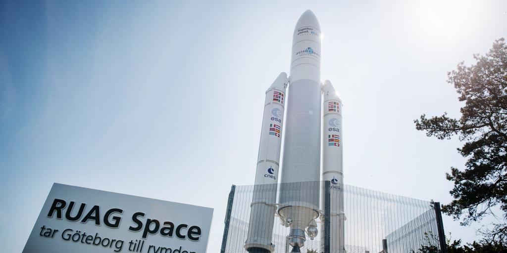 Ruag Space Sager Upp Ingenjorer Goteborgs Posten Ekonomi