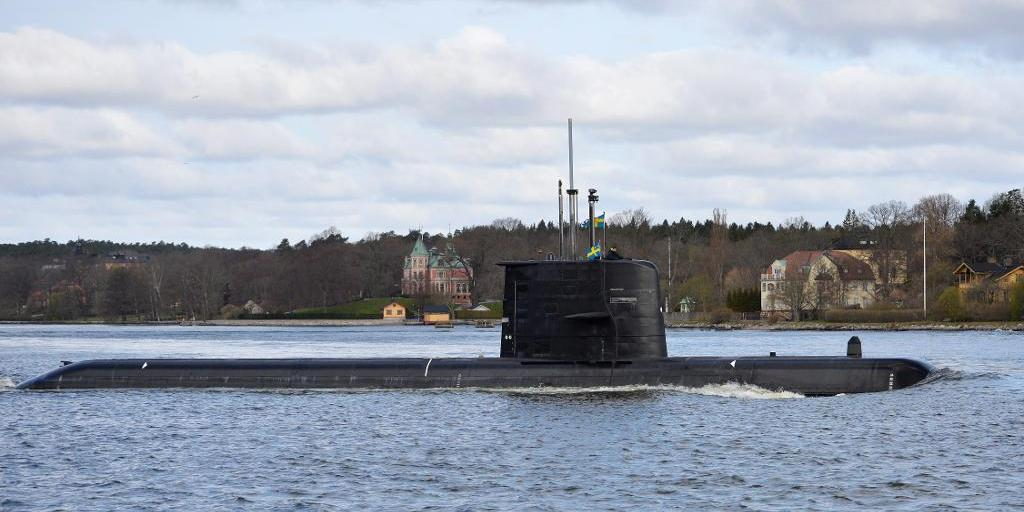 svenska ubåtar