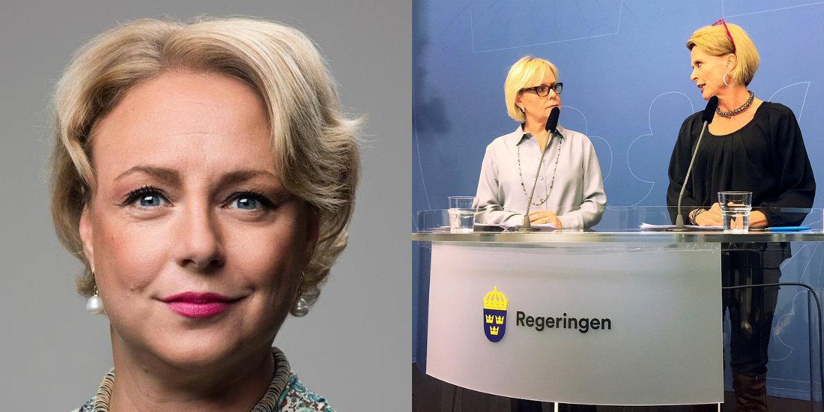 Sonesson: Lena Ag duckar debatt om ojämställda myndigheten