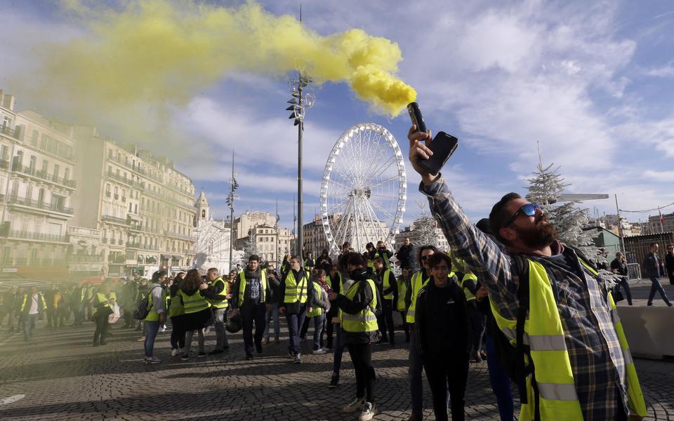 """Bildresultat för gula västarna frankrike"""""""