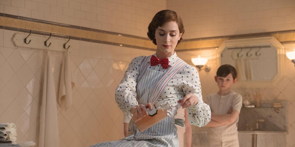 Filmrecension  Mary Poppins kommer tillbaka 141ee54a21ea2