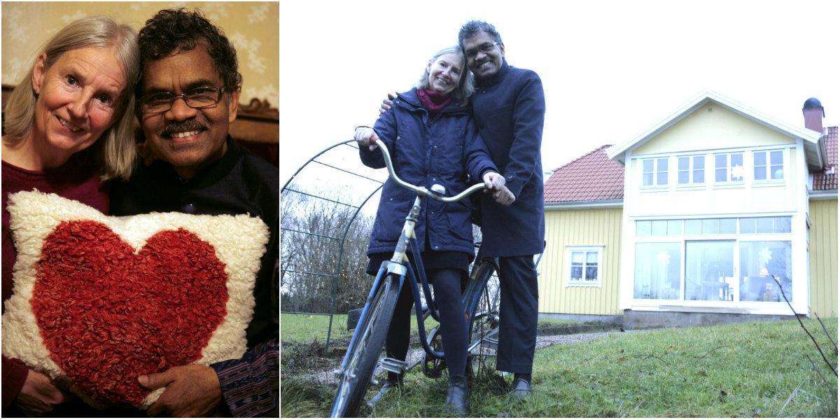 d4660ad48cb Parets kärlekshistoria på väg att bli långfilm | Göteborgs-Posten - Livsstil