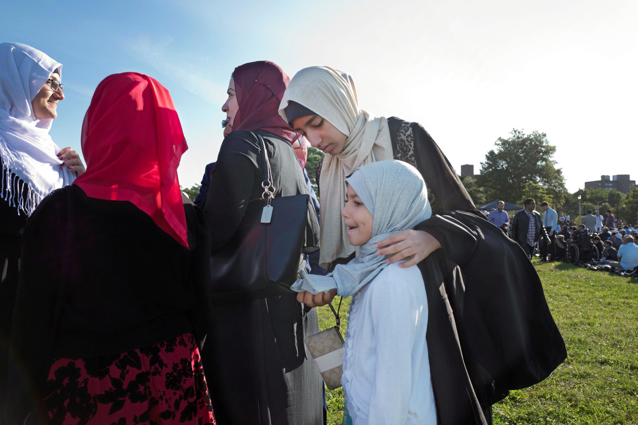 muslimska kvinnor i sverige