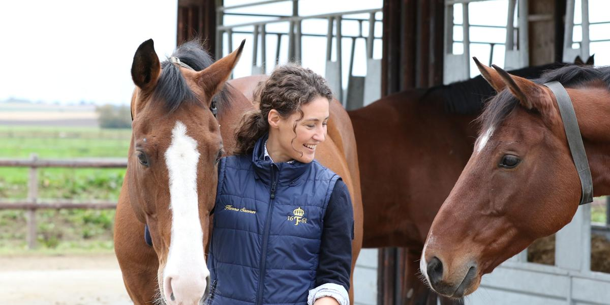 Forskare: Hästar mår bäst när de går på lösdrift
