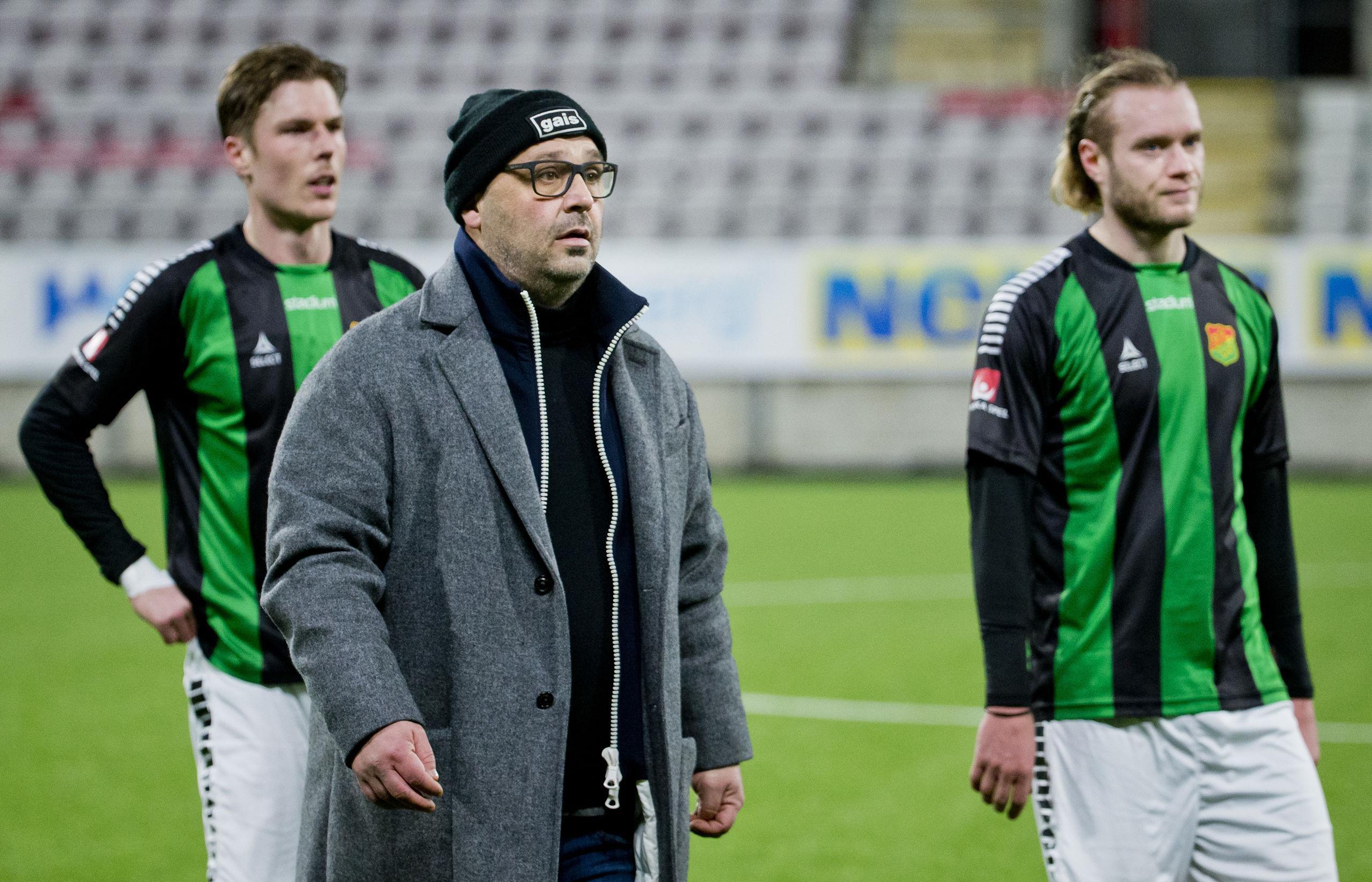 Gais-matcher utreds för matchfixning – Bosko Orovic chockad