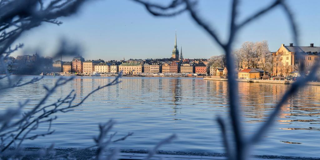Stockholm Favorit Bland Sportlovsresenärer Göteborgs Posten Sverige