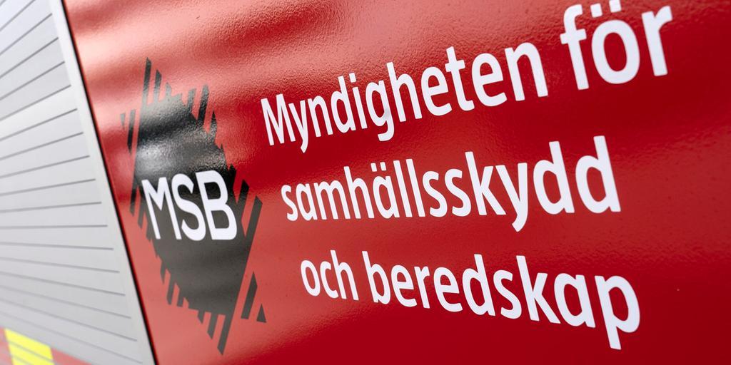Msb Vill Ha Nationell Brandhelikopterstyrka Goteborgs