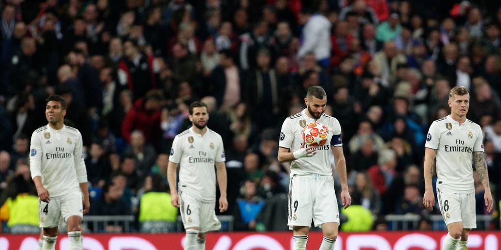 """""""Ajax slet kronan av Madrid"""" 119510793eec3"""