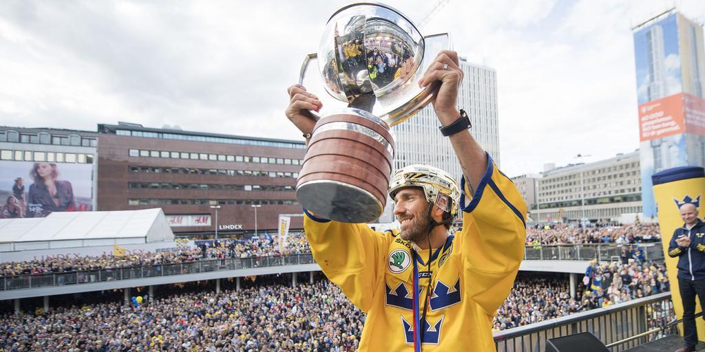 Henrik Lundqvist Klar For Vm Spel Goteborgs Posten Ishockey