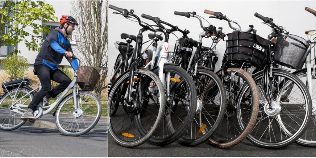 Bra Billiga elcyklar olagligt snabba | Göteborgs-Posten - Konsument LN-85