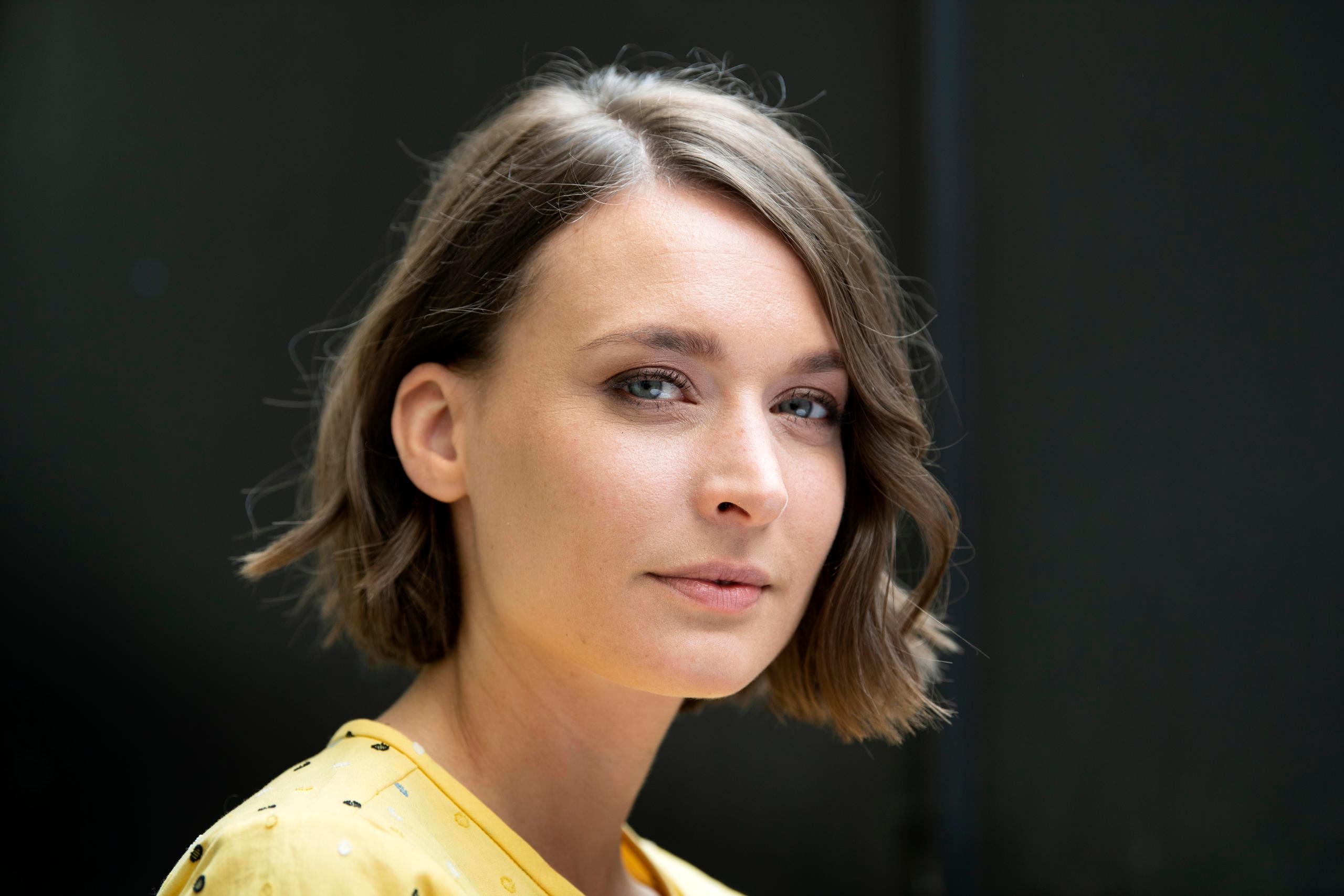Josefin Asplund Gravid