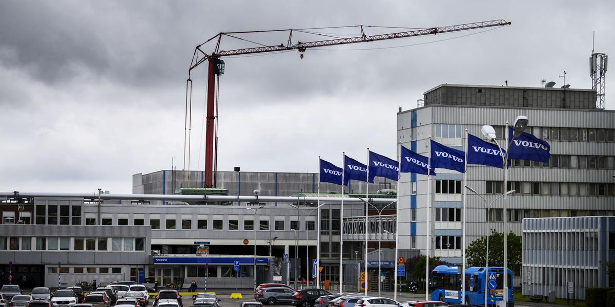 Anställda slår larm om att droger säljs på Volvofabriken