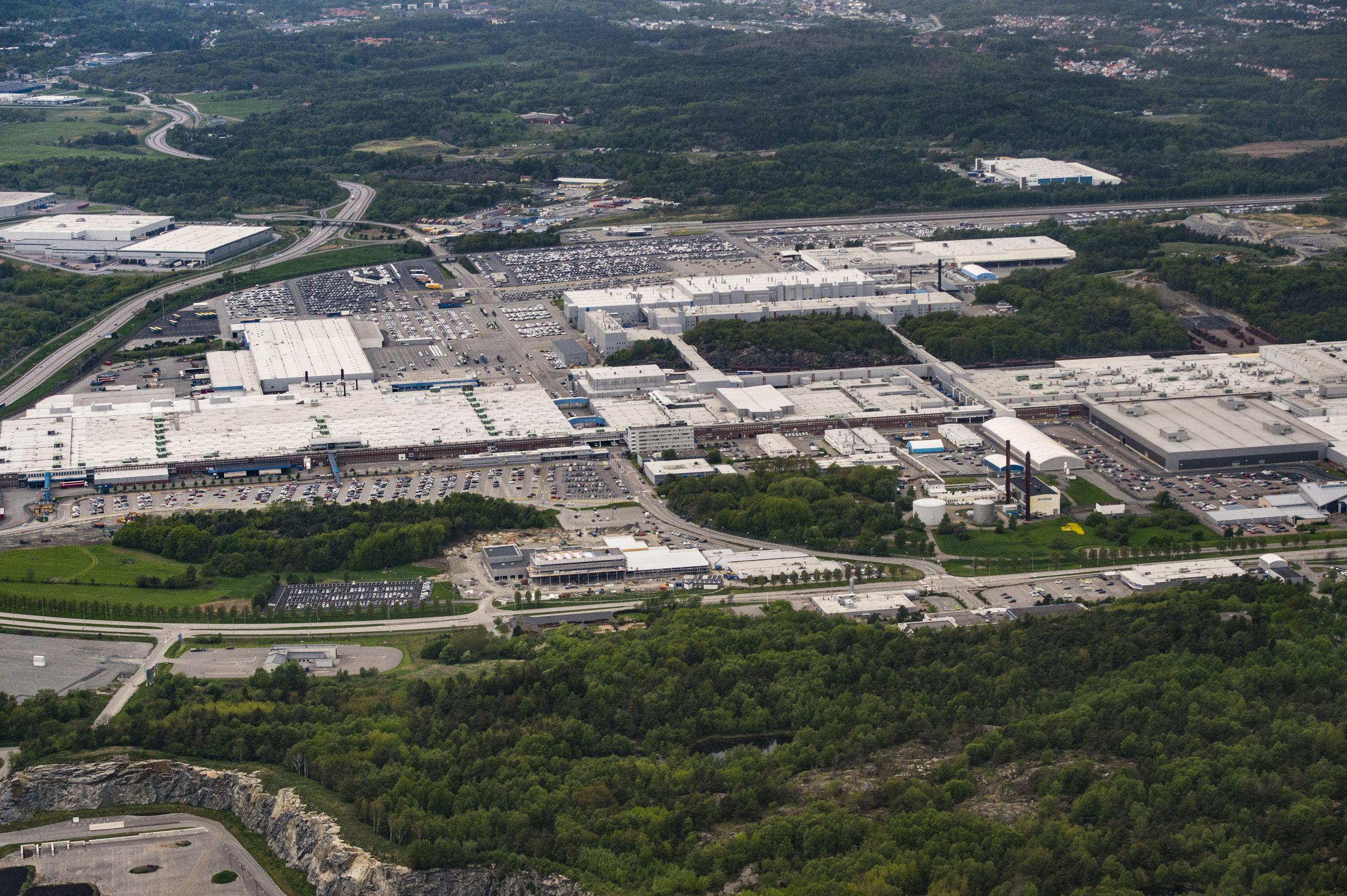 Volvo Cars förbereder jätteexpansion – ansöker om att bygga batterifabrik i Torslanda
