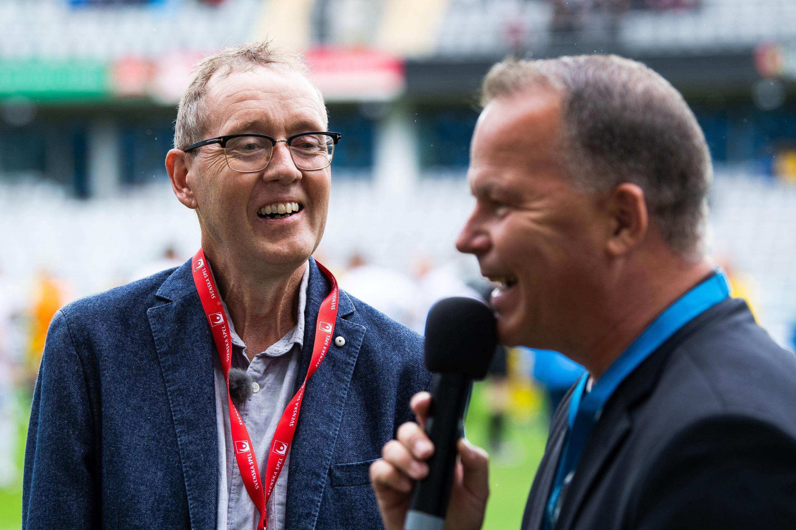 Blåvitt i sorg – Stefan Lindqvist död i sviterna av ALS