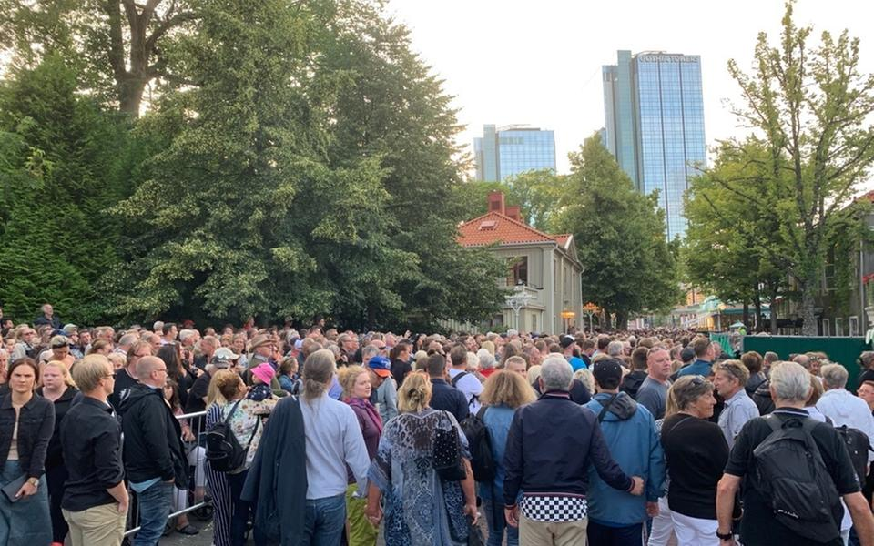 Liseberg konserter 2020