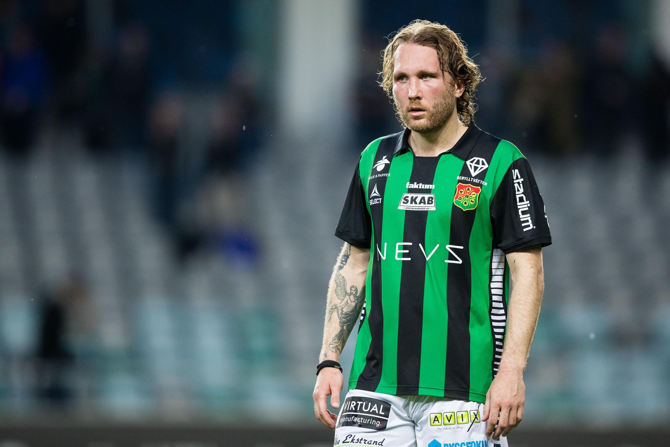 Emil Wahlströms kritik – efter uppbrottet i Gais