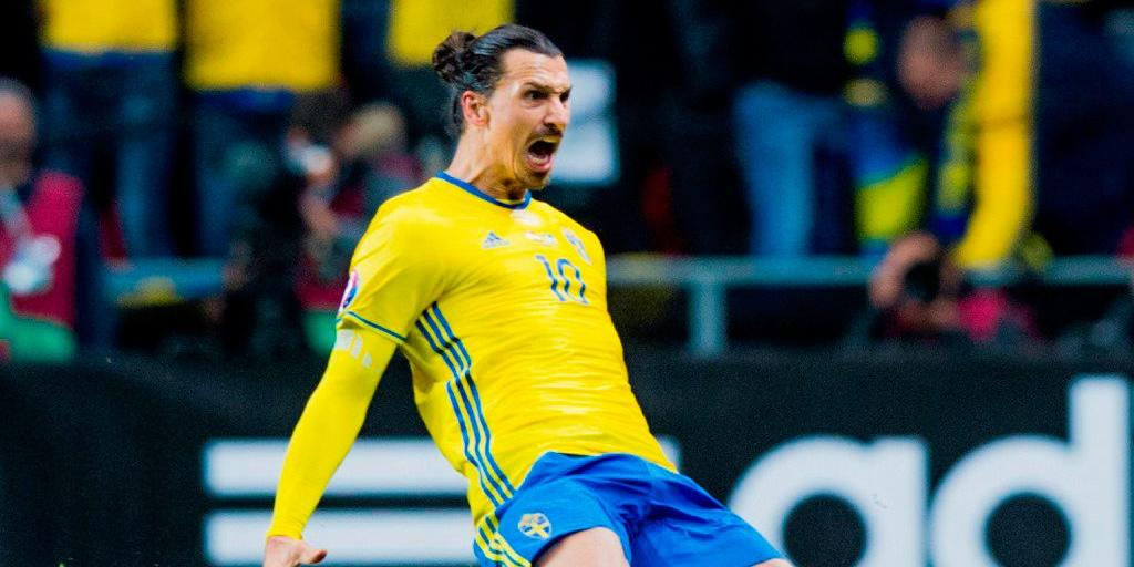 Förbundet om Zlatan i OS  Han är intresserad. LandslagetSvenska  fotbollsförbundet bekräftar ... 9e8d4388b2718