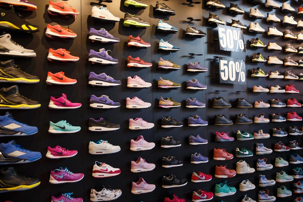 Inte så många skor i paketen? Göteborgs Posten