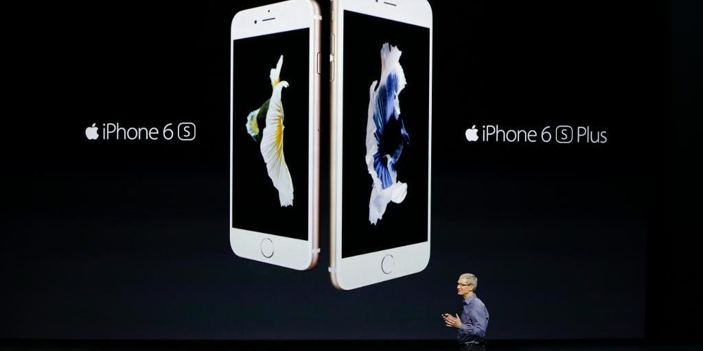 Appleaktien