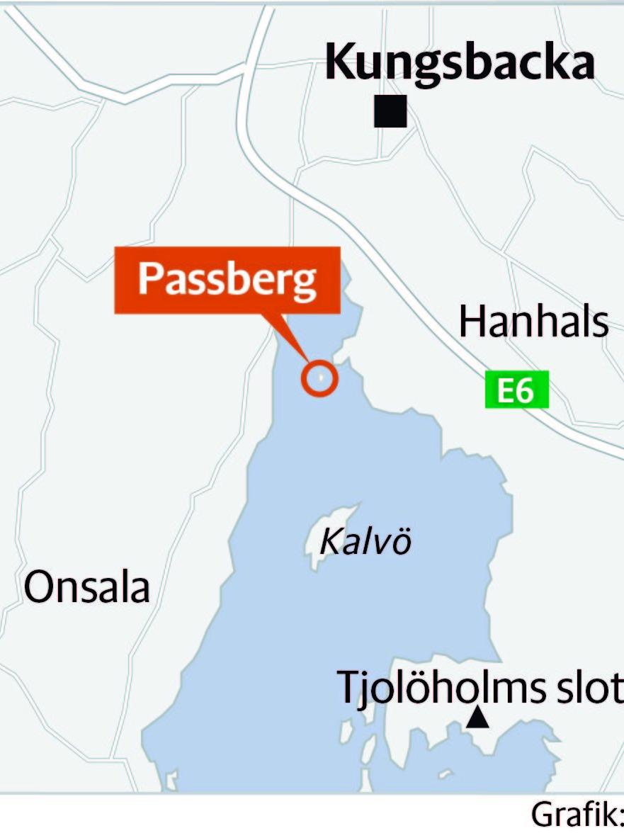 Dansk Eller Svensk Sanningen Bakom On Passberg Utanfor