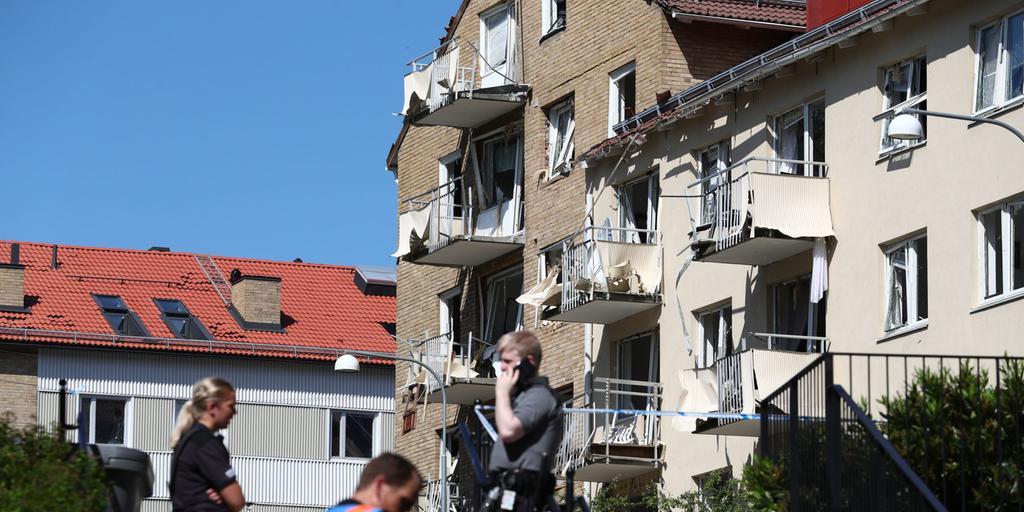 Explosionen i linköping