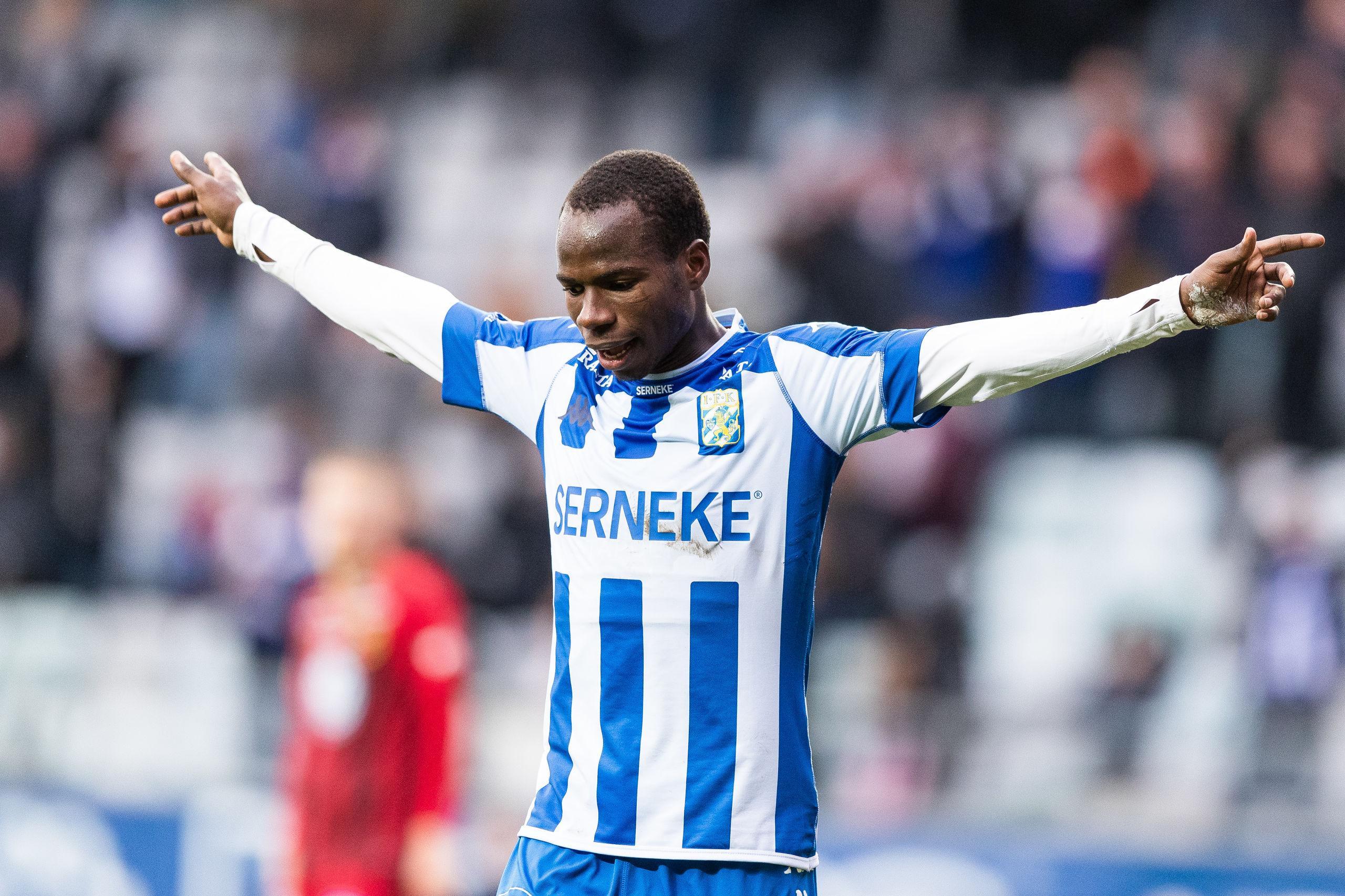 Nya detaljer kring Alhassan Yusufs kontrakt med IFK Göteborg