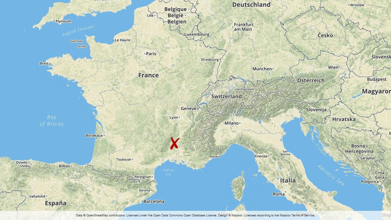 Flera Skadade I Kraftigt Skalv I Frankrike Gp