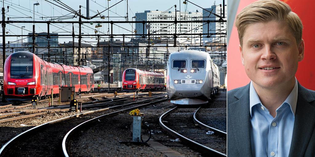sj se tåg i tid