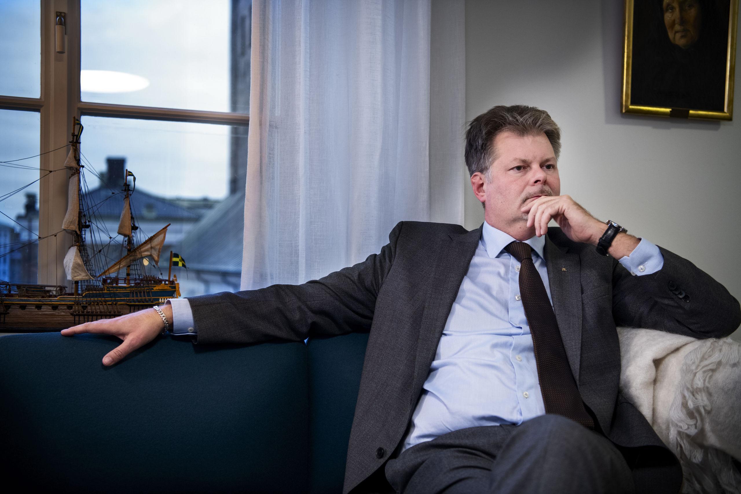 Josefson (M) ratar näringslivets linbaneförslag