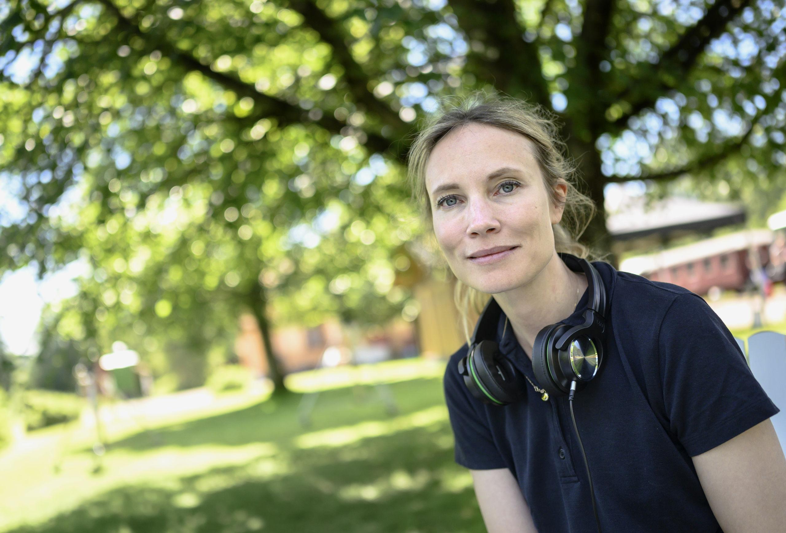 Moa Gammel blir ansvarig för radiodrama - DN.SE