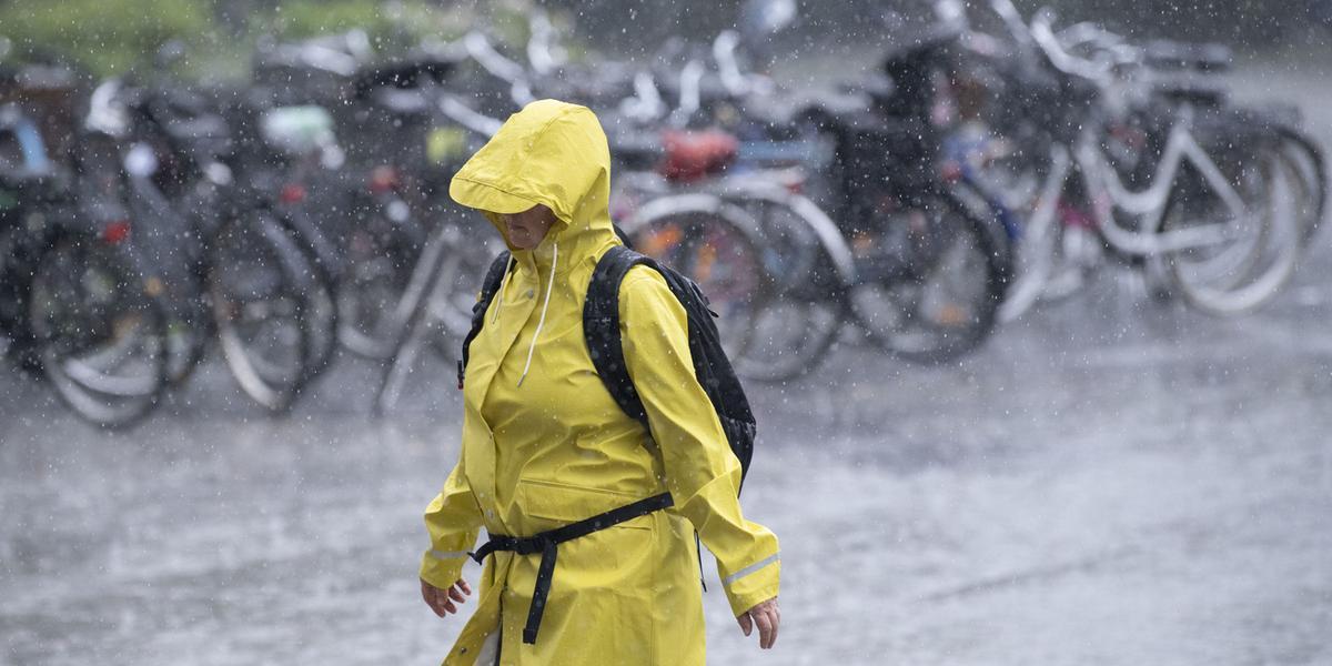 Regnigaste platsen inte längre Borås