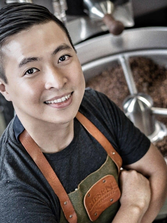 Anthony Nguyen är baristornas baristan 2019 och beskriver sig själv som en kaffeälskare. Bild: Privat