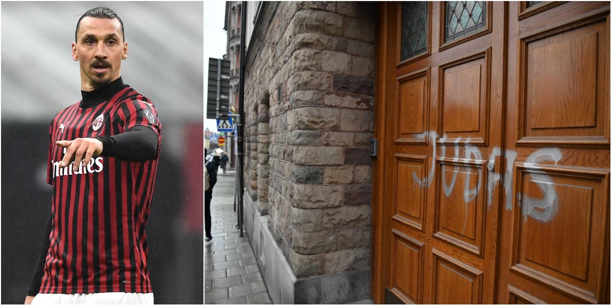 35-åring erkänner vandalisering mot Zlatan