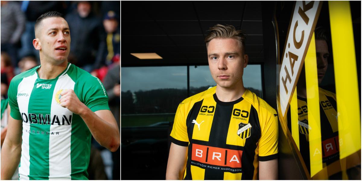 Vännen Nikola Djurdjic försökte locka Alexander Söderlund till Stockholm
