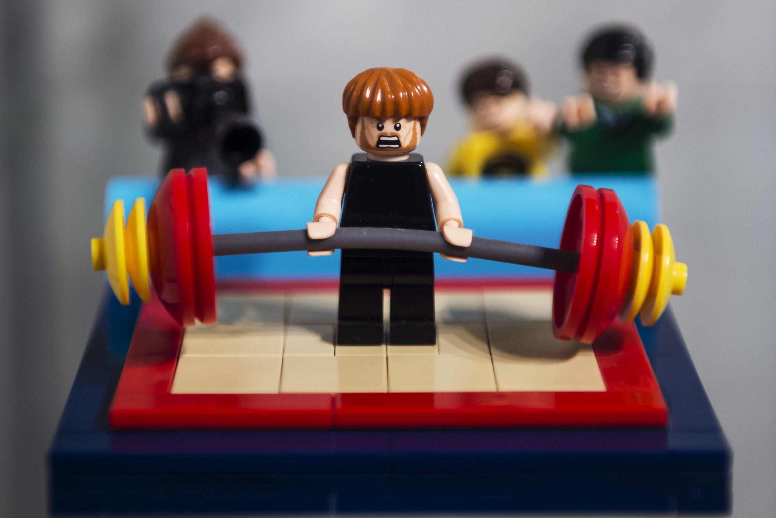 Skaparen av den ikoniska Legogubben har dött