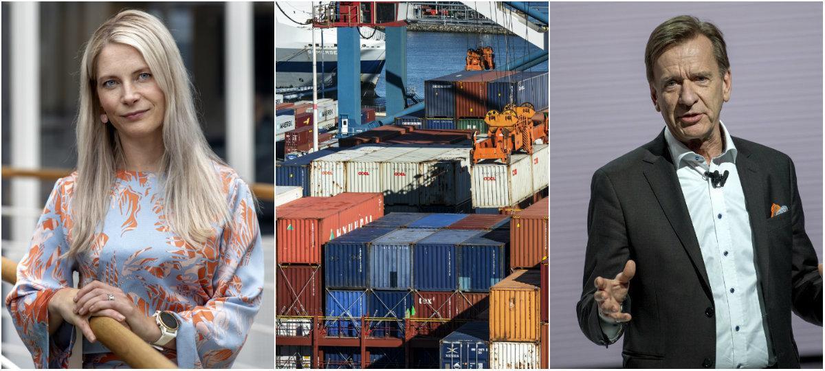 """Coronaviruset skapar containerbrist i Göteborg – """"kommer bli huggsexa"""""""