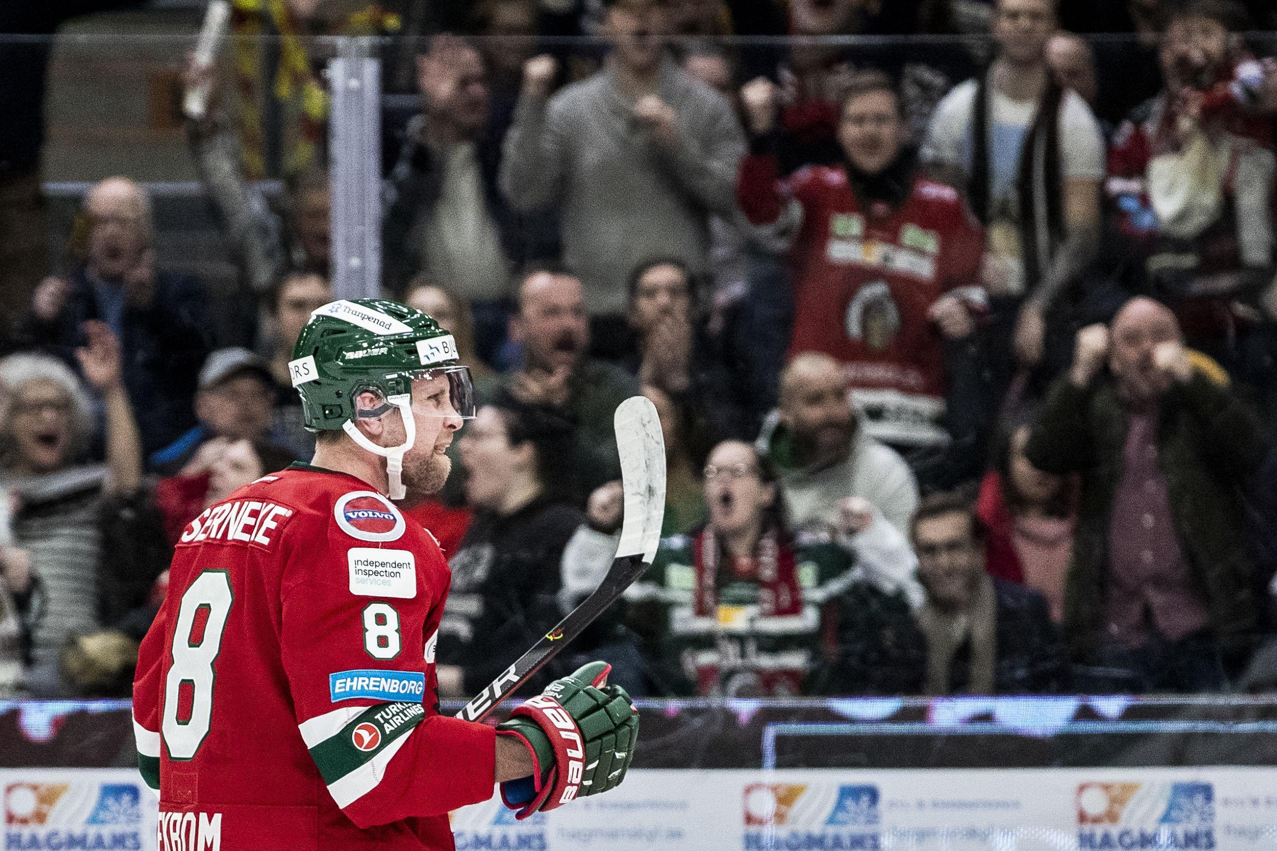 Frölundas dröm om kvartsfinalplats lever efter segern