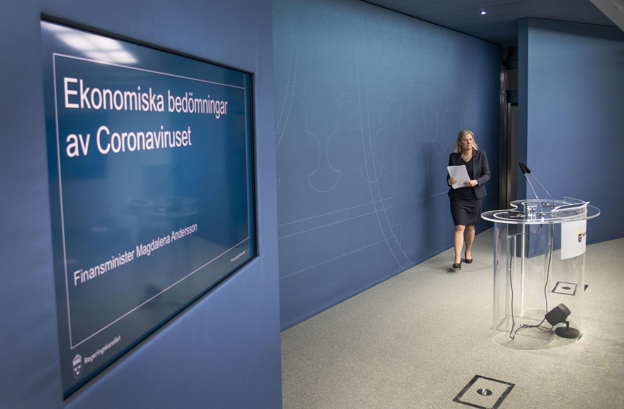 Håkan Boström: Rätt att sätta in ekonomiska krisåtgärder