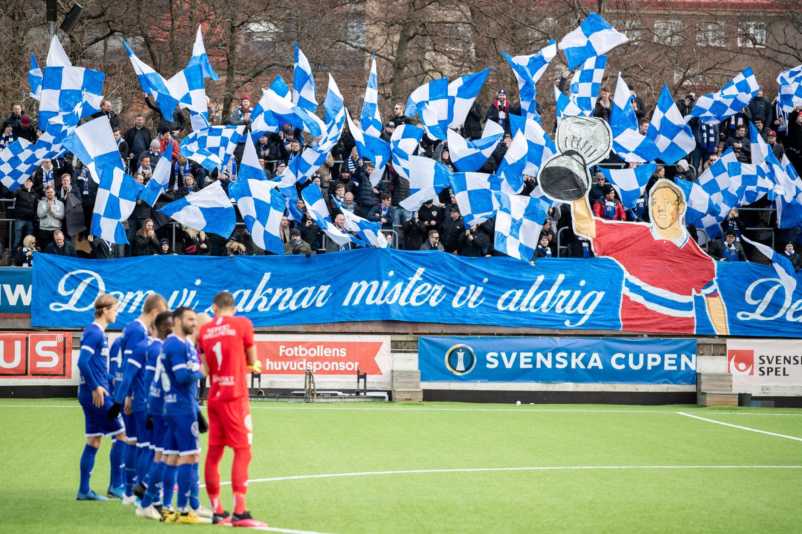 Varma hyllningen till Stefan Lindqvist