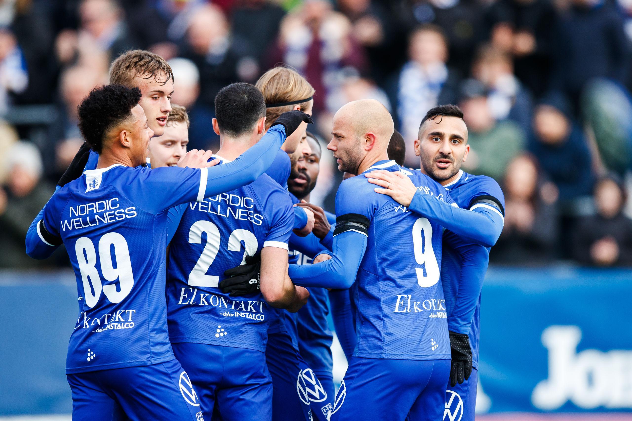 IFK Göteborg har spikat nya träningsmatcher