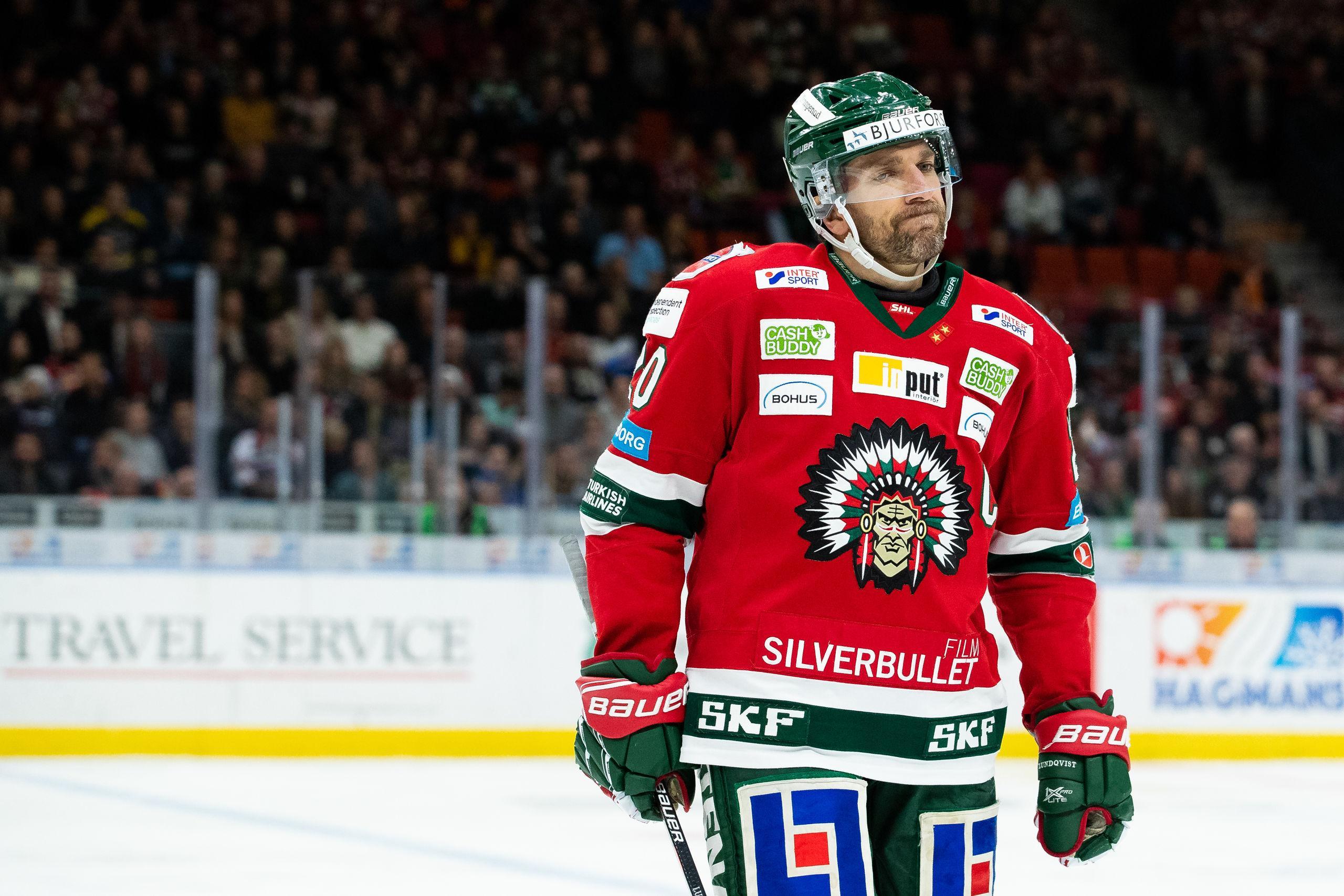 """Lundqvist om beslutet att ställa in SHL: """"En ganska liten grej"""""""