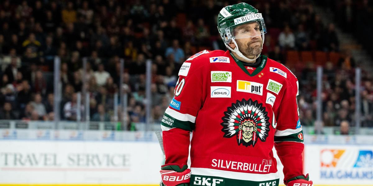 Kapten Lundqvist vill behålla indianen i Frölunda