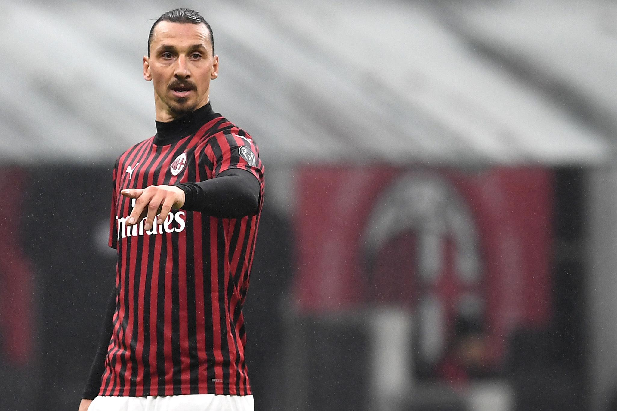 Överraskningen: Zlatan uppges aktuell för klubb i Serie C (!)