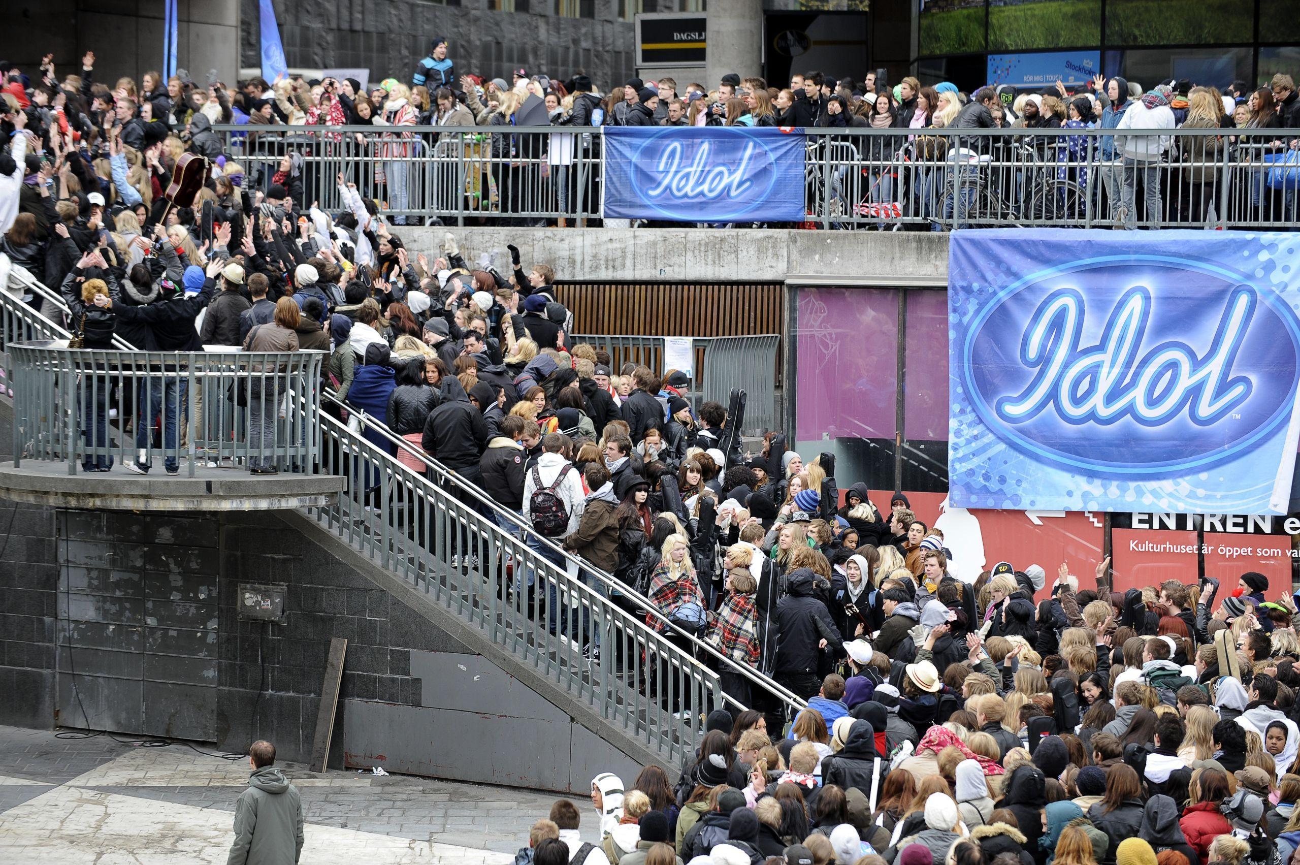 Göteborgs Idolaudition ställs in – blir helt digital