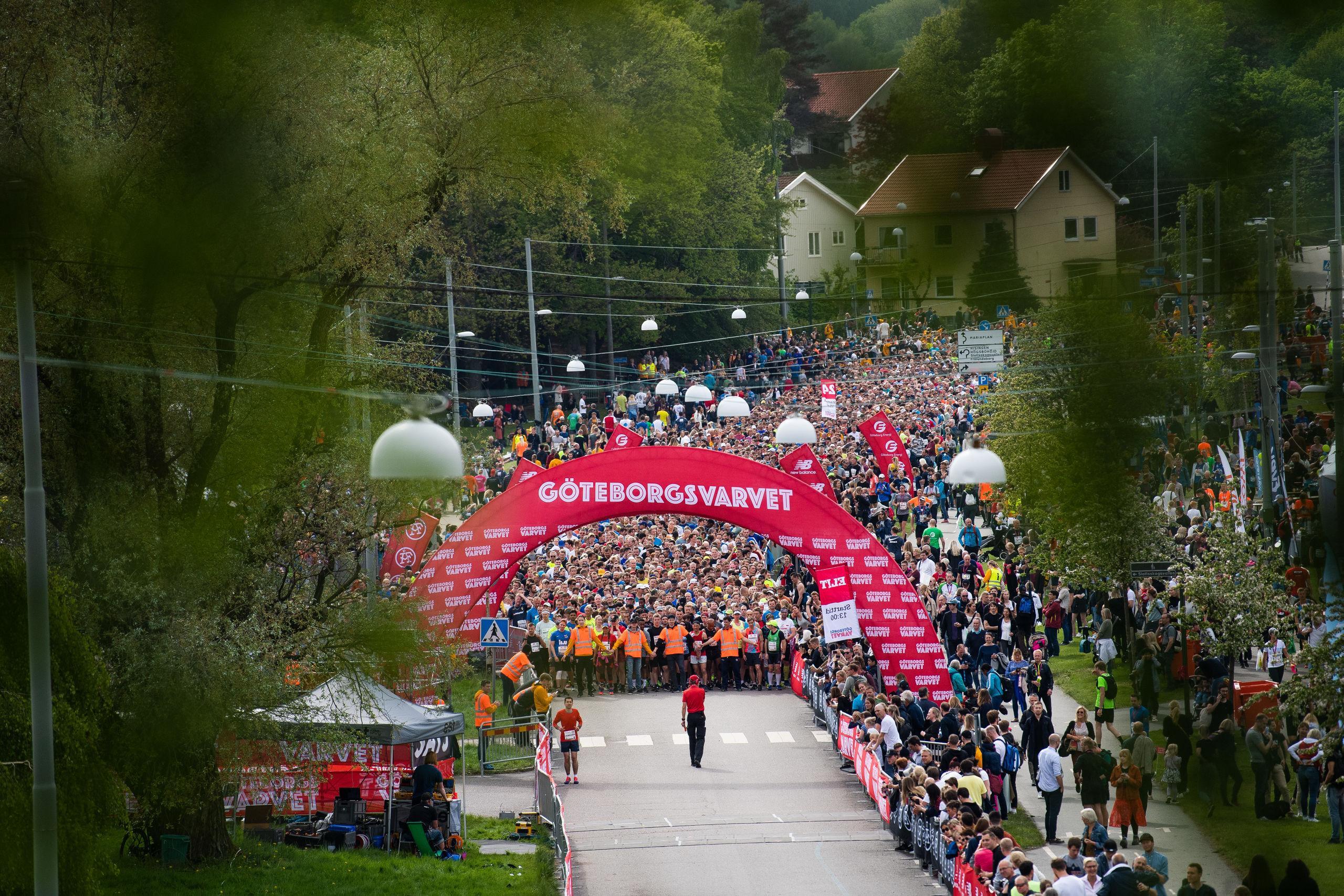 Göteborgsvarvets besked: Avvaktar beslut