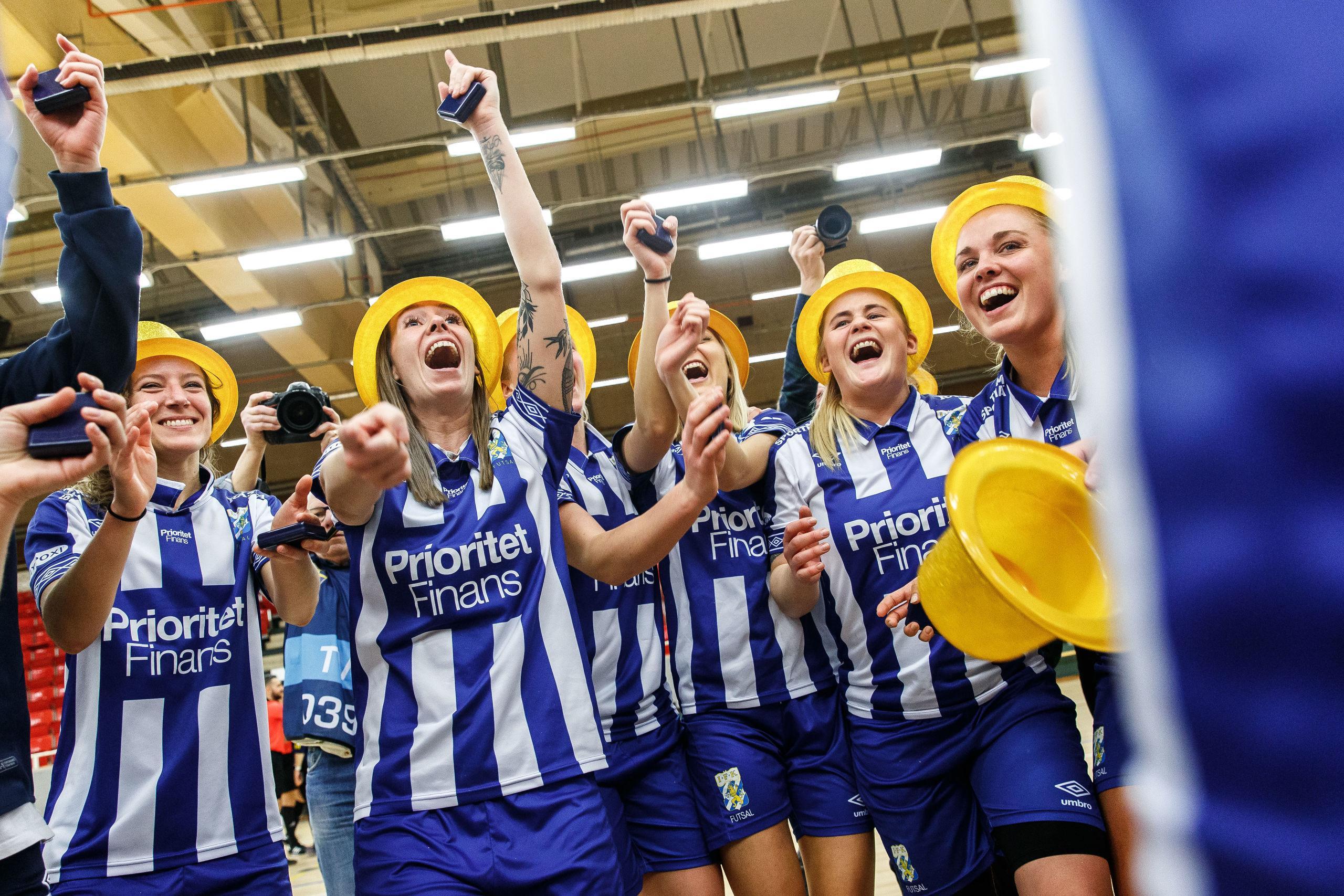 IFK Göteborg mästare i futsal – efter förlängningsdramatik