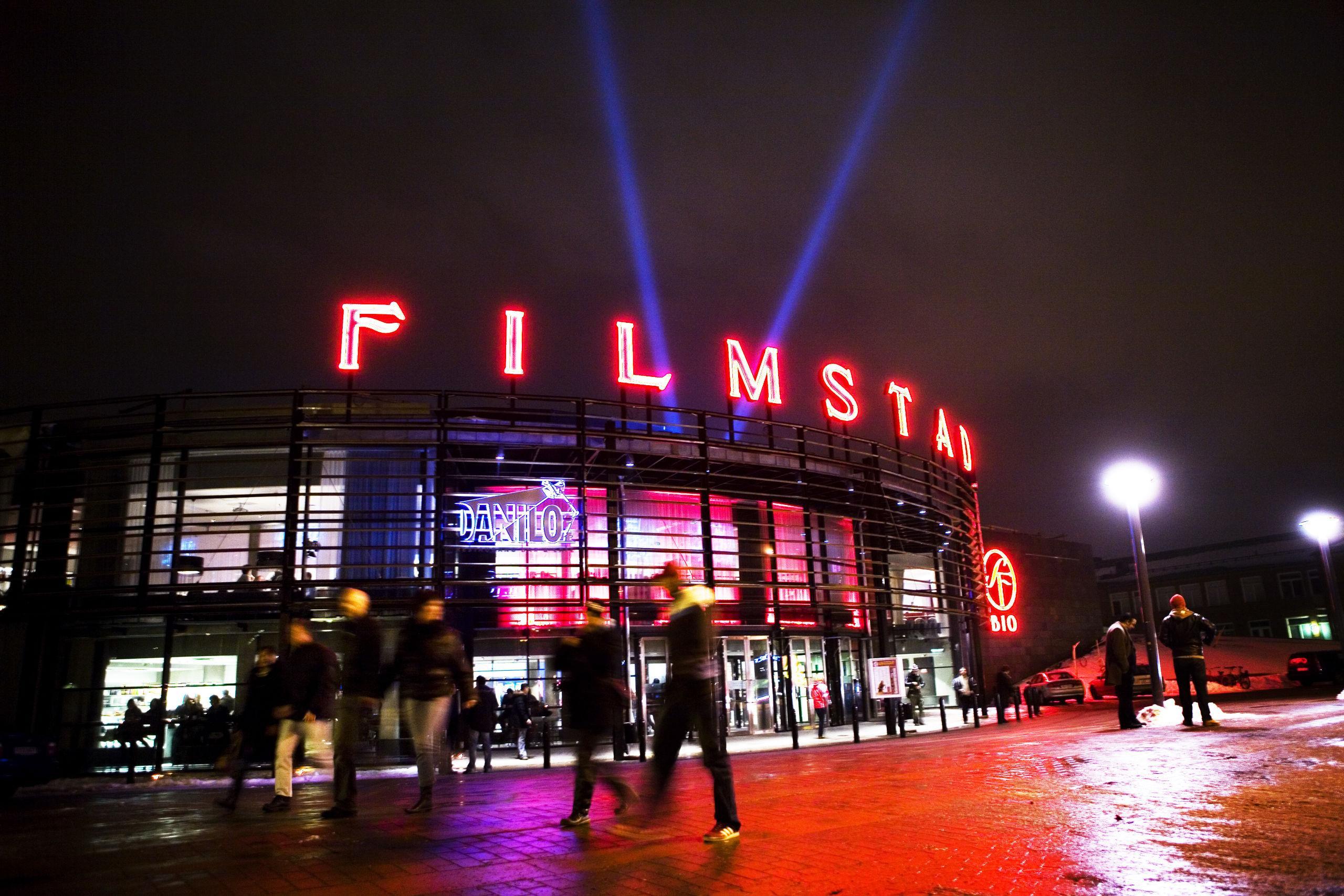 Filmstaden stänger alla biografer i Sverige
