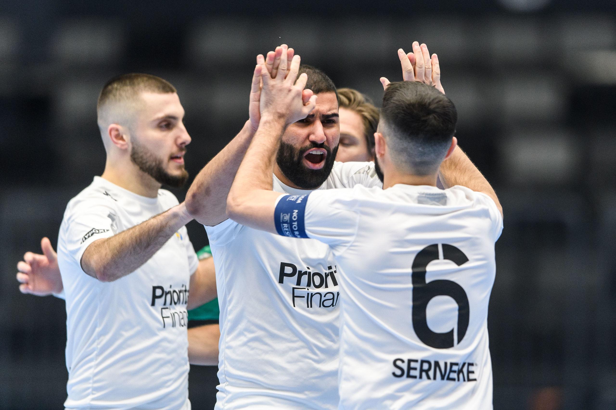 IFK Göteborg med ena benet i SM-final