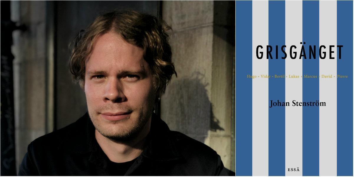 """Recension: """"Grisgänget"""" – Johan Stenström"""